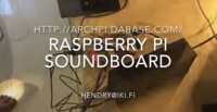 (Entry 2) Rpi soundboard