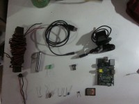(Entry 3) Raspberry PI: An awesome Security Camera that works at night and Intruder Alarm on the cheap!
