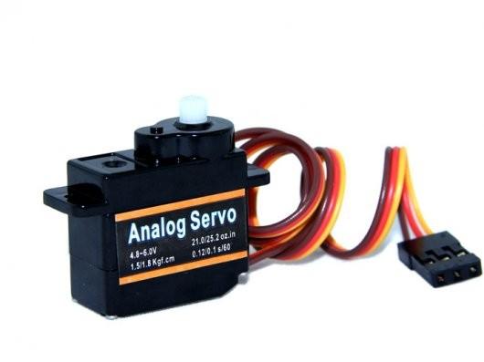 Emax 9g Es08a High Sensitive Mini Servo Motors Circuit