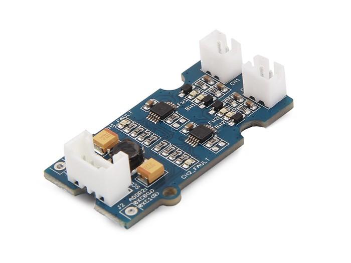 Grove - I2C Mini Motor Driver