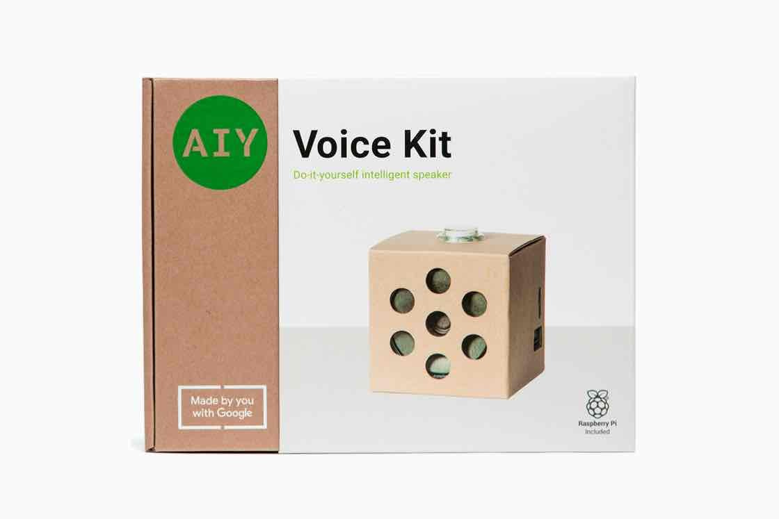 Google AIY Voice Kit V2.0