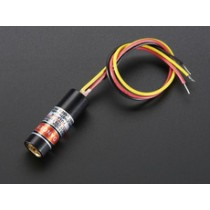 TTL Laser Diode - 5mW 650nm Red - 50KHz Max