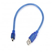 Mini USB Cable 30cm