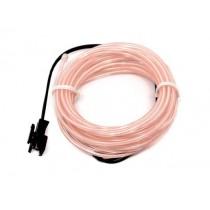 EL Wire-White 3m