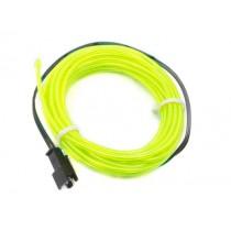 EL Wire-Green 3m