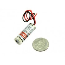 5mW Laser Module emitter - Red Point