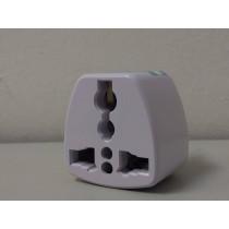 Universal Travel Adapter AU US EU to UK Adapter Converter 3 Pin AC Power Plug Adapter