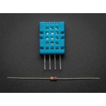 DHT11 basic temperature-humidity sensor + extras