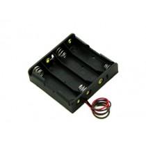 4xAA Battery Holder