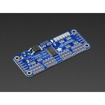 Adafruit 16 channel 12-bit PWM/Servo Driver - 12C interface