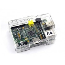 Raspberry Pi Clear PS Enclosure for Model B