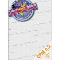 TheMagicTouch CPM Transfer Media - CPM 6.2 - A4R (1 piece)