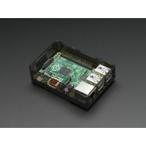 Pi Model B+ Case Base - Smoke Gray