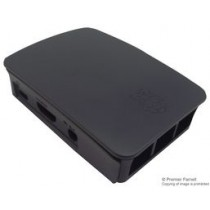 Raspberry Pi 3 Casing (Black/Grey)