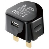 PRO POWER - USB Power Supply - 5V, 2.1A (UK)