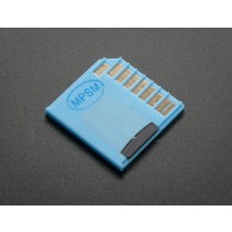 Shortening microSD card adapter for Raspberry Pi