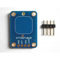 Standalone Momentary Capacitive Touch Sensor Breakout - AT42QT1010