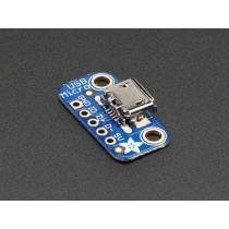 USB Micro-B Breakout Board PID