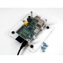VESA mount for Raspberry Pi Model A or B