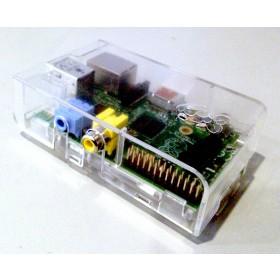 Raspberry Pi Model B 512MB RAM with Case