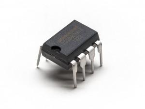 1 MByte SPI Flash - W25Q80BV