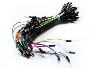 Breadboard Jumper Wire Pack(241mm 200mm 160mm 117mm)