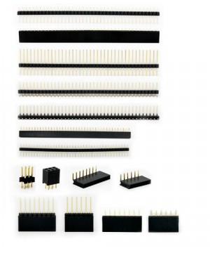 Pin headers experimental pack