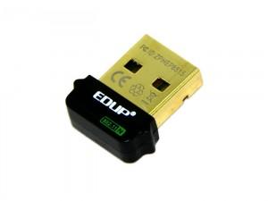 802.11b/g/n 150Mbps Wireless/Wifi USB Adapter