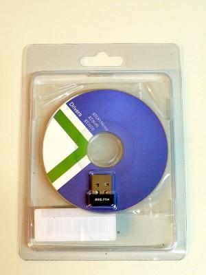 Miniature WiFi (802.11b/g/n) Module: For Raspberry Pi and more